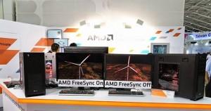 AMD Free Sync sẽ sớm có mặt trên thị trường toàn cầu. Ảnh: Kitguru