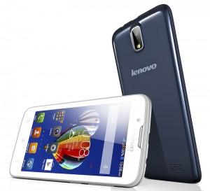 Lenovo A328 nhỏ nhắn và xinh xắn.