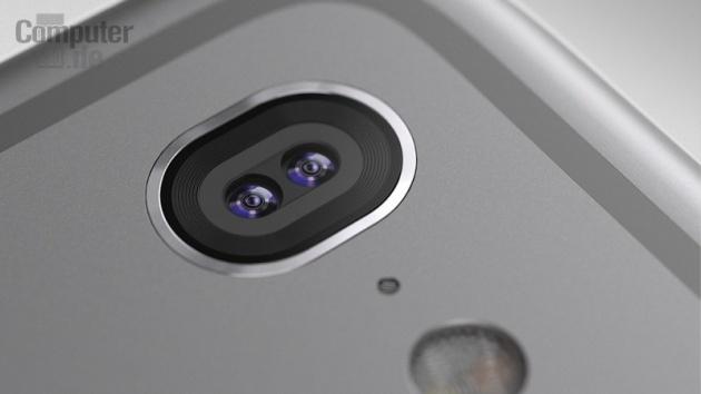 iPhone Pro sẽ sở hữu 2 camera chính. Ảnh: Internet