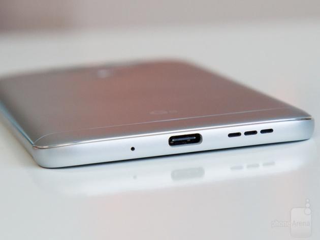LG G5 có khả năng sạc đầy pin chỉ trong khoảng thời gian dưới 80 phút. Ảnh: PhoneArena