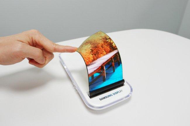 Loại màn hình mới nhất của Samsung