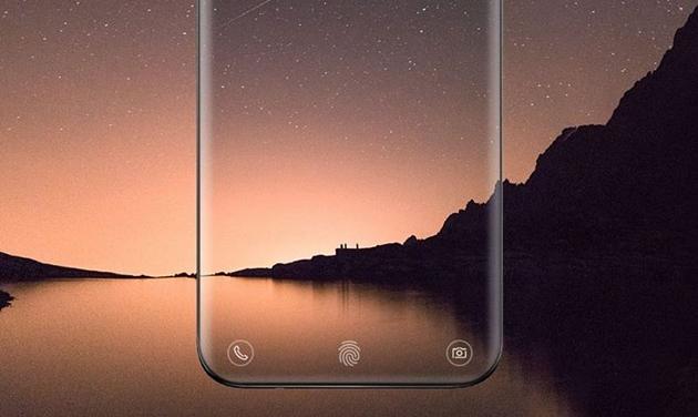 Galaxy S9 mà có viền mỏng đến mức này nữa thì tuyệt vời biết mấy.