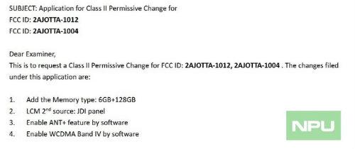 Thông tin rò rỉ về việc Nokia 8 sẽ tới Mỹ với phiên bản RAM 6GB và bộ nhớ 128GB.
