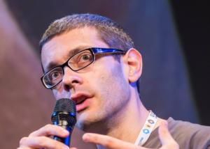 Tiến sĩ Andreas Gal, người đóng vai trò CTO và phó chủ tịch di động tại Mozilla