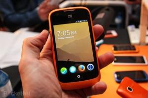 Hiện tại, Firefox OS mới chỉ có mặt trên một vài chiếc điện thoại cấp thấp, giá rẻ