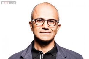 CEO Satya Nadella, người kế nhiệm Steve Ballmer