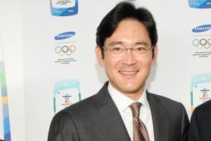 Lee Jae Yong, con trai của chủ tịch Lee Kun Hee, người đã đưa Samsung lên vị trí số 1 thế giới