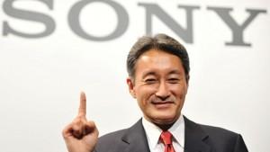 Chủ tịch Sony, Kazuo Hirai
