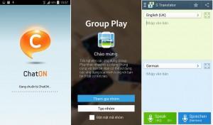 """Các ứng dụng """"độc quyền"""" mặc định tích hợp sẵn trên Galaxy S4, đều là những ứng dụng rất ít khi dùng đến."""