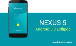 Nexus-5-Android-50-Lollipop