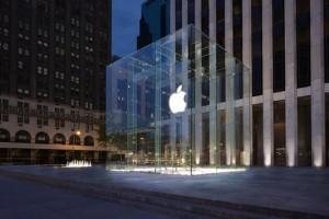 Cửa hàng Apple ở Manhattan (Mỹ).