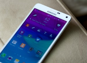 Samsung Galaxy Note 4. (Ảnh: Internet)