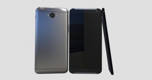 Một concept của HTC Hima (One M9)