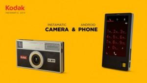 Ảnh minh họa: Một concept điện thoại kiêm máy ảnh của Kodak