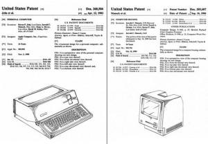 """Bằng sáng chế đầu tiên của Steve Jobs được cấp năm 1983, """"Personal Computer"""""""