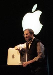 San Francisco Ca Steve Jobs Apple's Interim CEO Introduces The Macintosh