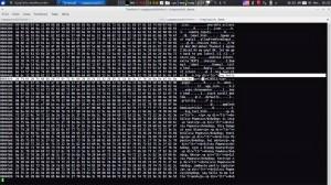 """Hình ảnh dữ liệu bị Bitdefender """"chôm."""" Nguồn Ineternet."""