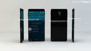 Tổng quan về chiếc Galaxy Note 5.