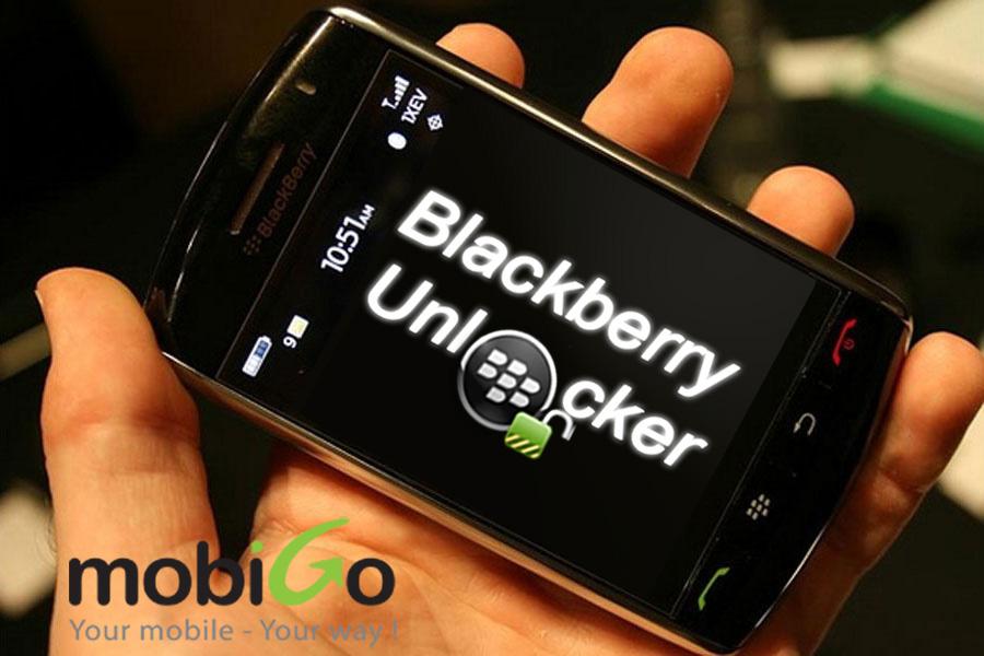 Cách Unlock BlackBerry hoàn toàn MIỄN PHÍ