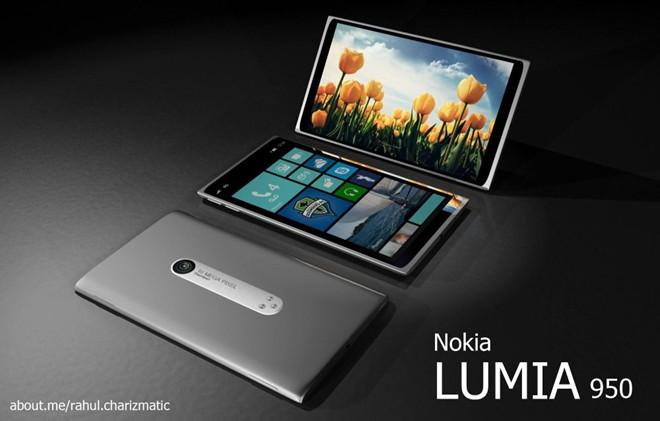 Liệu đây có phải là Lumia 950?
