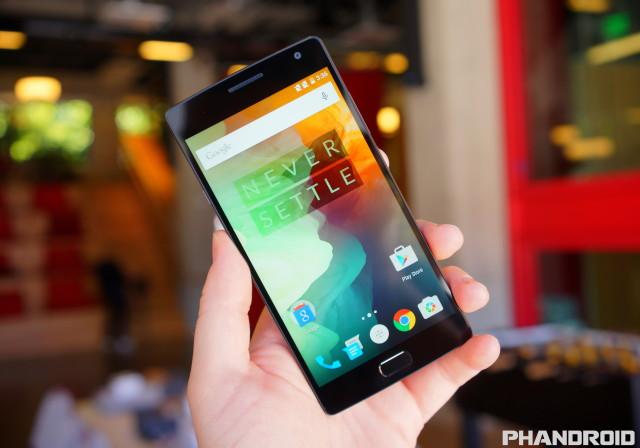 OnePlus 2 là một trong những mẫu Android 4GB RAM 'nặng ký' nhất trên thị trường
