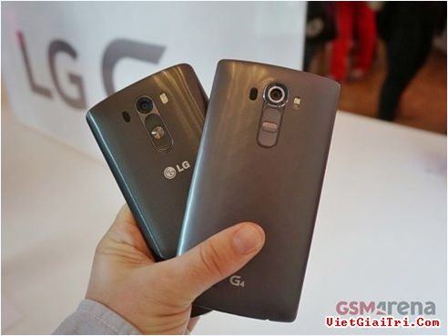 LG phải giảm giá để cạnh tranh với Apple và Samsung. Ảnh: Gsmarena.