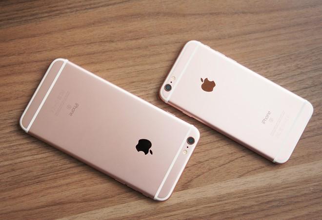 iPhone 6S và 6S Plus hiện có giá từ 16,8 và 20 triệu đồng tại Việt Nam. Ảnh: Thành Duy.