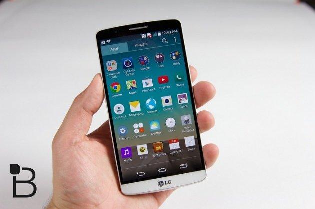 LG G3 sẽ sớm được lên Android 6.0. Ảnh: Internet