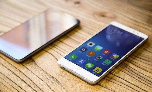 Xiaomi Redmi Note 3.