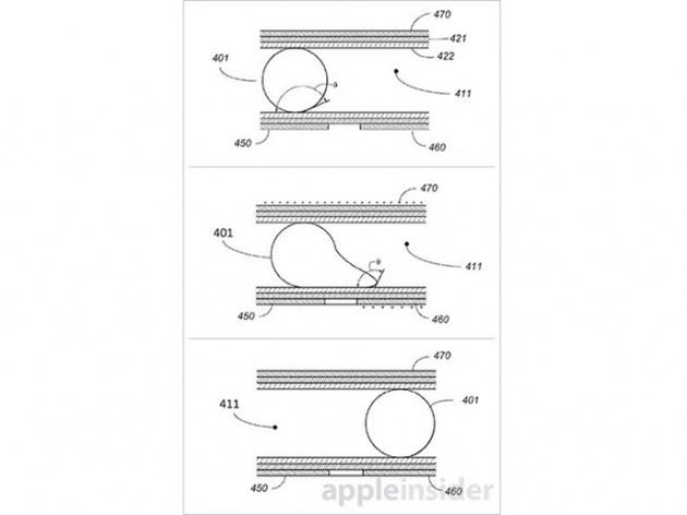 Bằng sáng chế mô tả công nghệ chống thấm nước của Apple