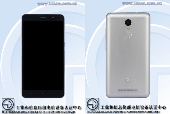 Những hình ảnh rò rỉ về Xiaomi Redmi Note 3 trước đó. Ảnh: PhoneArena