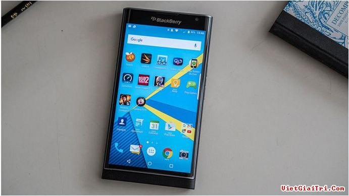 Chiếc smartphone Android đầu tiên của BlackBerry mang đến nhiều tính năng nổi bật – Ảnh: BlackBerry