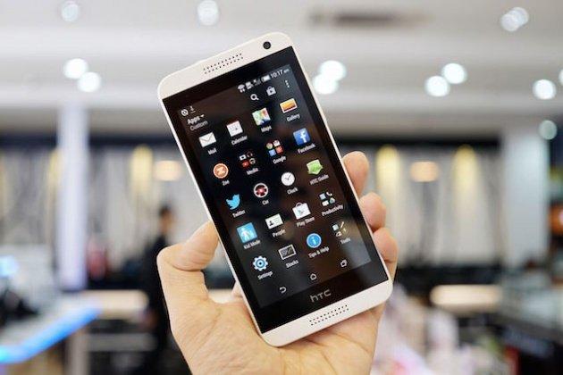 HTC Desire 626G tiếp tục điều chỉnh về giá bán. Ảnh: Internet