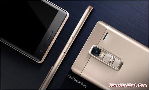 Thiết kế khung kim loại dành cho LG G5