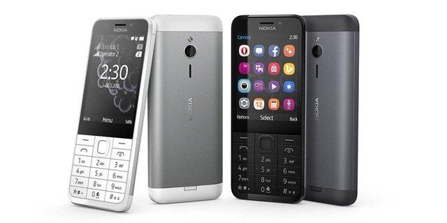 Microsoft công bố trên trang của mình hai mẫu điện thoại cơ bản mới với tên gọi Nokia 230 và Nokia 230 Dual SIM.