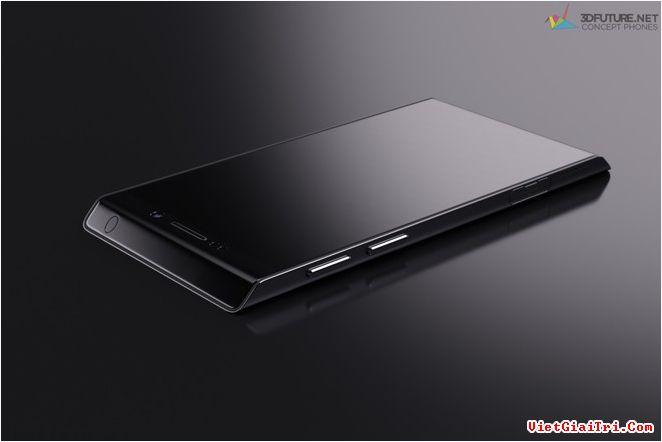 Một concept Galaxy S7 mới được tung ra trên mạng gần đây.