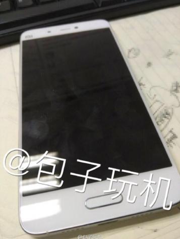 Hình ảnh rò rỉ thực tế kém chất lượng về chiếc Xiaomi Mi 5 trong thời gian gần đây
