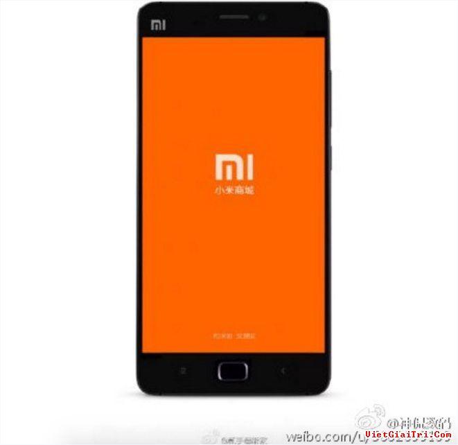 Thiết kế của Xiaomi Mi 5 dựa trên tin đồn.