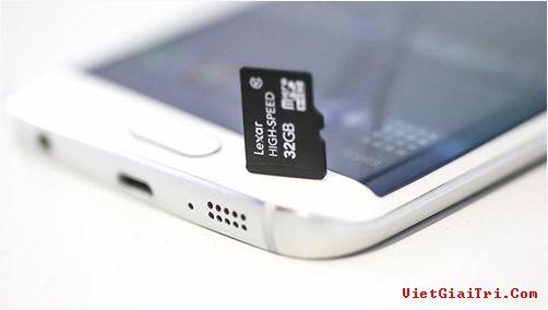 Một số thẻ nhớ microSD hiện có tốc độ nhanh hơn cả bộ nhớ trong
