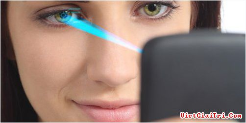 Công nghệ quét võng mạc có thể được LG trang bị cho G5