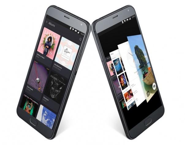Smartphone cao cấp Meizu Pro 5 sẽ có phiên bản chạy Ubuntu siêu mạnh. Ảnh: Internet.