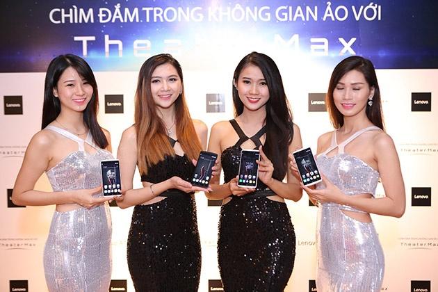 Lenovo giới thiệu 3 chiếc smartphone mới: VIBE X3, Lenovo A7010 và Lenovo A6020 Plus (VIBE K5 Plus). Cả 3 sản phẩm kể trên vừa được tích hợp công nghệ TheaterMax và hỗ trợ công nghệ Lenovo VR.