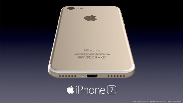 Để có được độ mỏng đáng kể, Apple phải chấp nhận hy sinh jack cắm tai nghe 3.5mm. Bên cạnh đó, chất lượng âm thanh loa ngoài của iPhone 7 sẽ được cải thiện với hệ thống loa thứ 2.