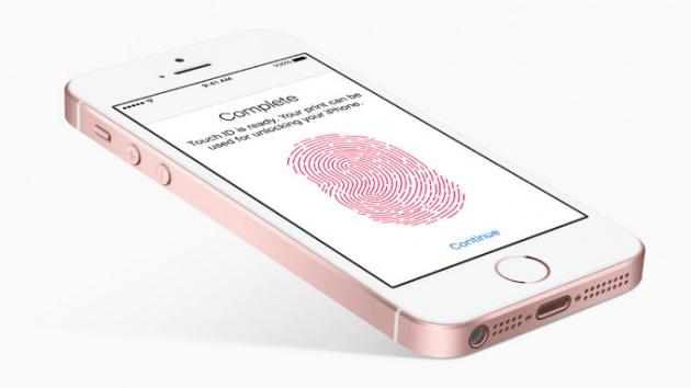 Cảm ứng vân tay mà iPhone SE sỡ hữu còn chưa được chú trọng. Ảnh: Internet
