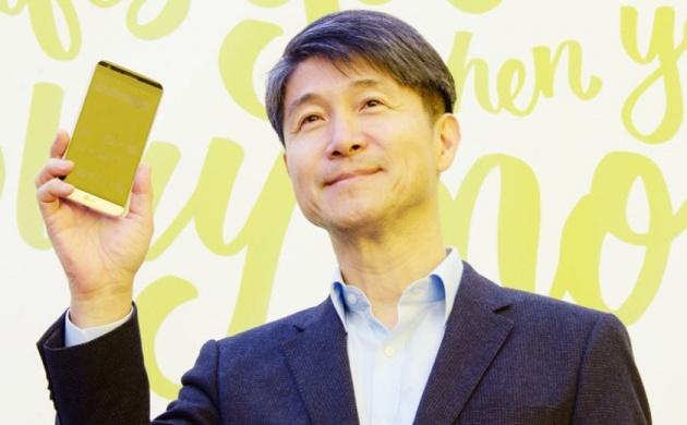 CEO Cho Ju-no của LG.