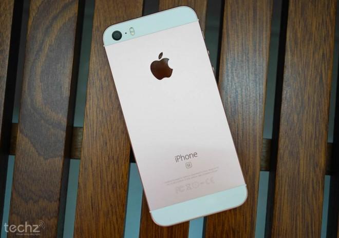 Rose Gold là phiên bản đáng mua nhất của mẫu iPhone 4 inches