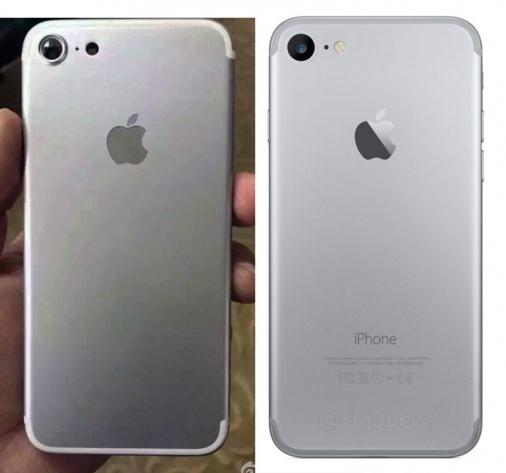 Hình ảnh rò rỉ mới nhất về iPhone 7.