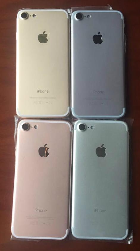 Những hình ảnh này khá giống với miêu tả về iPhone 7 (Ảnh: VnExpress)