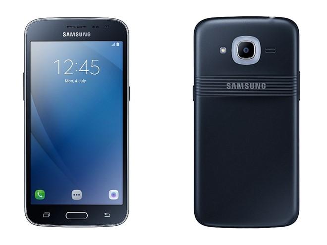 Samsung Galaxy J2 Pro ra mắt ở Ấn Độ, giá khoảng 3,3 triệu đồng. Ảnh: Gadgets.
