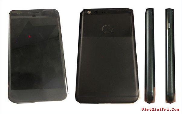 Google Pixel được cho là sản phẩm kế nhiệm dòng Nexus nổi tiếng của Google. Ảnh:Phone Arena.